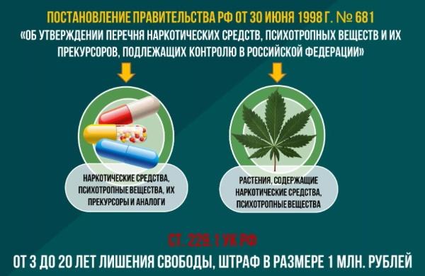 Контрабанда наркотиков: статья уголовного кодекса и признаки преступления